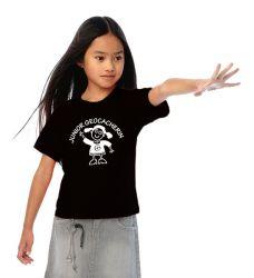 Geocaching T-Shirt | Junior Cacherin M?dchen - viele Farben