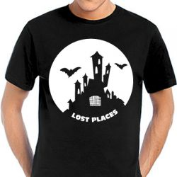 Geocaching T-Shirt | Lost Places - many Colors