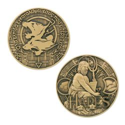 Greek Gods Geocoin -  Hades