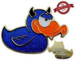 Devil-Duck Geocoin - Diabolus XLE 75