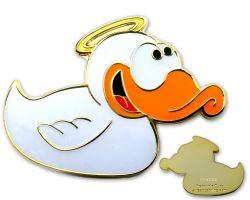 Angel-Duck Geocoin - Madonna