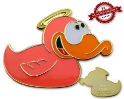 Angel-Duck Geocoin - Seraphina XLE 75