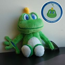 Mini Signal the Frog® Plush