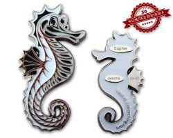 Seahorse Geocoin - Sophie XLE 50