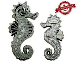 Seahorse Geocoin - Hannes XLE 50