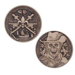 Talk like a Pirate Geocoin Bronze LE