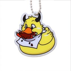 Official Deadly Duck Trackable Tag - Gluttony / Uners?ttlichkeit