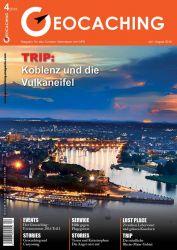Geocaching Magazin 04/2016 Juli/August
