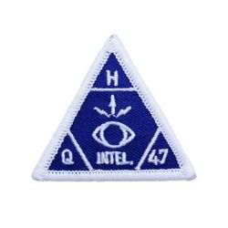 Mission GC Aufn?her / Aufb?gler / Patch