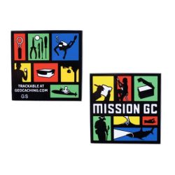 Mission GC Geocoin