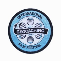 GIFF (Geocaching Film Festival) Patch
