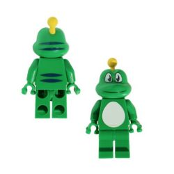 Signal the Frog Figure trackable