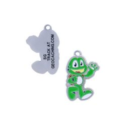 Signal the Frog? NANO Geocoin