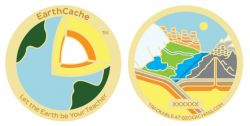 2016 EarthCache™ Geocoin