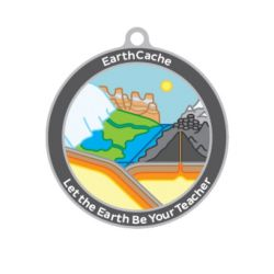 2016 EarthCache™ Travel Tag