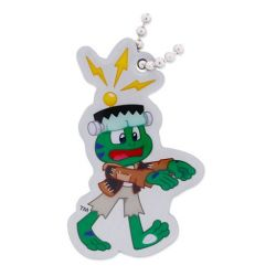 Signal The Frog? Travel Tag - Frankenstein