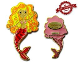 Mermaid Geocoin