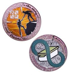 International Geocaching Day Geocoin 2017