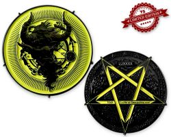 Luzifer 666 Geocoin - Phosphoros XLE 75