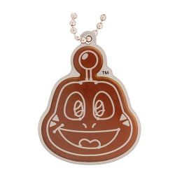 Signal the Frog? Gingerbread Travel Tag