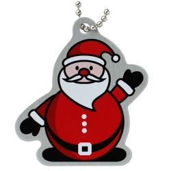Saint Nick Travel Tag