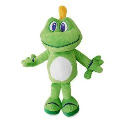 Mittelgro?es Signal the Frog? Pl?schtier (ca. 30 cm)