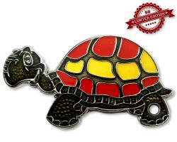 GeoTurtle Nation Geocoin - Mr. Spain XLE 50