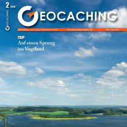 Geocaching Magazin 02/2018 März/April