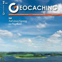 Geocaching Magazin 02/2018 M?rz/April