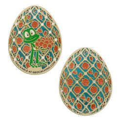 Limited Edition - Signal the Frog® Egg Geocoin
