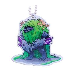 Hidden Creatures Travel Tag- Troll