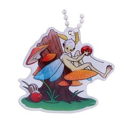 Hidden Creatures Travel Tag- Fairy