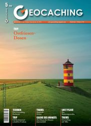 Geocaching Magazin 05/2018 September/Oktober