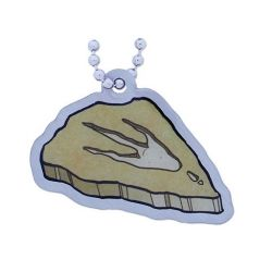 EarthCache™ Fossil Tag- Footprint