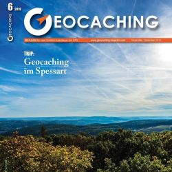 Geocaching Magazin 06/2018 November/Dezember