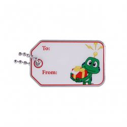 2018 To /From Signal the Frog® Travel Tag