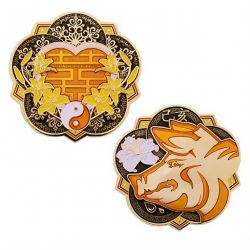 Year of the Pig Geocoin