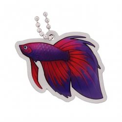 Geopets Travel Tag - Betta the Fish