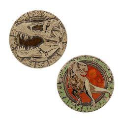 Dinosaurier Serie: Tyrannosaurus Rex Geocoin