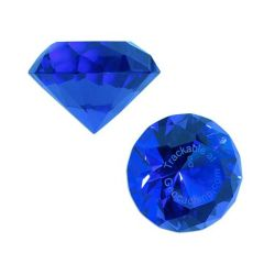 Trackbarer GeoGems™ - Blue
