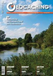 Geocaching Magazin 04/2019 Juli/August