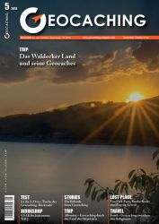 Geocaching Magazin 05/2019 September/Oktober