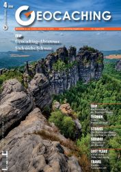 Geocaching Magazin 04/2020 Juli/August