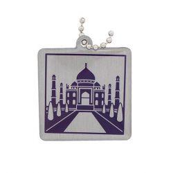Moderne Weltwunder Travel Tag - Taj Mahal