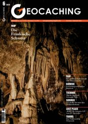 Geocaching Magazin 06/2020 November/Dezember