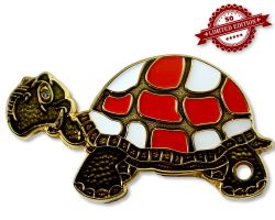GeoTurtle Nation Geocoin - Mrs. England XLE 50