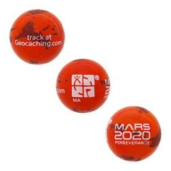 Mars Rover Perseverance Murmel (TRACKABLE)