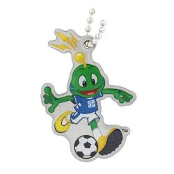 Signal the Frog® Travel Tag - Fussball