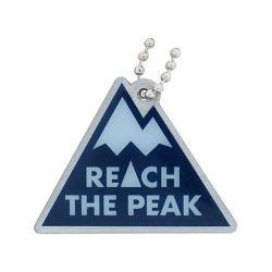 Reach the Peak Travel Tag