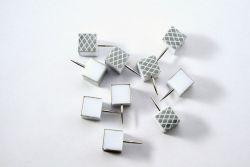 Feuernadeln Diamant Kubus (10 St?ck)